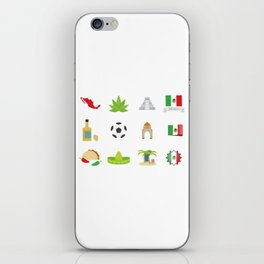 Welcome To Mexico iPhone Skin