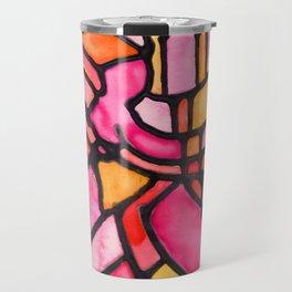 Sunset Soiree Medallion Travel Mug
