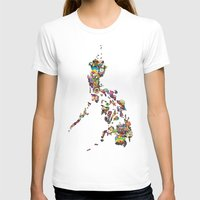 philippines T-shirts featuring 7,107 Islands | A Map of the Philippines by queqzz