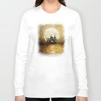 trip Long Sleeve T-shirts featuring Vintage. Trip. by Viviana Gonzalez