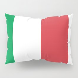 Flag of Italy - High quality authentic version Pillow Sham