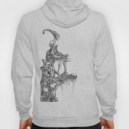 The Once and Future Queen Hoody