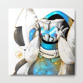Cute Patoot TailGate Metal Print