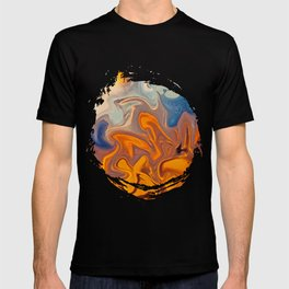 SKY ON FIRE T-shirt