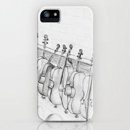 Cellos iPhone Case