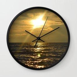 Erie  Wall Clock