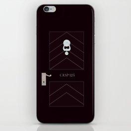 CASP 123 iPhone Skin