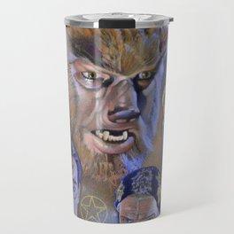 The Wolf Man (1941) Travel Mug