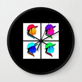 A$AP Pop Art Wall Clock