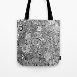 Pomegranate Tales  Tote Bag