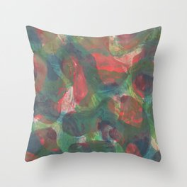 Victory of Spirit Throw Pillow