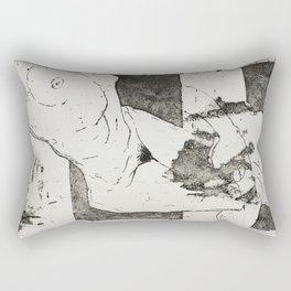 beheaded Rectangular Pillow