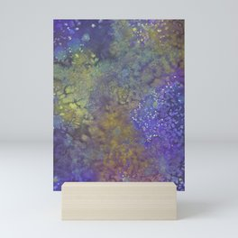 Abstract Watercolor #3 Mini Art Print