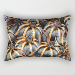 Crusta Tuatara Rectangular Pillow