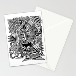 Geometric Mutations: Time to Wake Up Stationery Cards