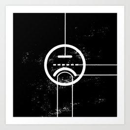 electro_001_night Art Print
