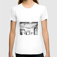 buildings T-shirts featuring Buildings by Giuseppe Vassallo