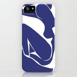 Matisse Cut Out Figure #1 iPhone Case