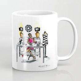 From the Studio of N'cholé Féroce Coffee Mug