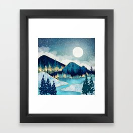 Morning Stars Framed Art Print