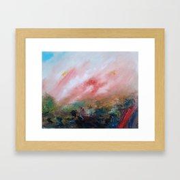 adwenture Framed Art Print
