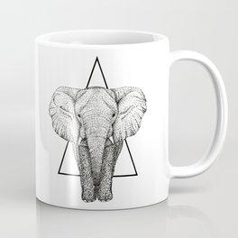 Wisdom Elephant Coffee Mug