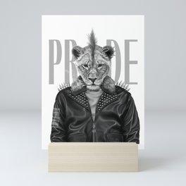 Punk'd the Pride Mini Art Print