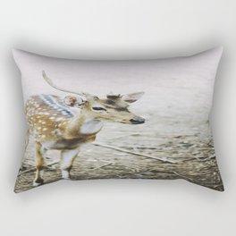 oh deer! Rectangular Pillow