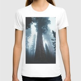 General Sherman in the Mist T-shirt