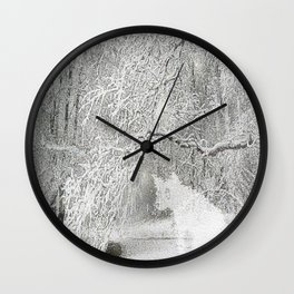 celsius Wall Clock