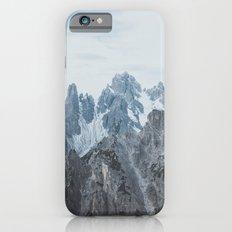 Italian Dolomites Slim Case iPhone 6s