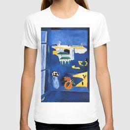 Henri Matisse - The Window at Tangier (La Fenêtre à Tanger) 1912 Artwork T-shirt
