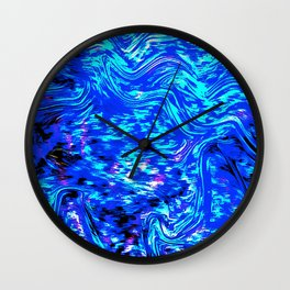 The River Wall Clock