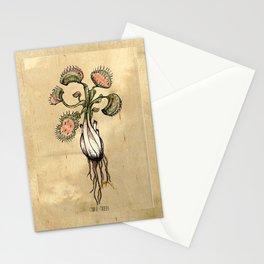 Venus Flytrap Stationery Cards