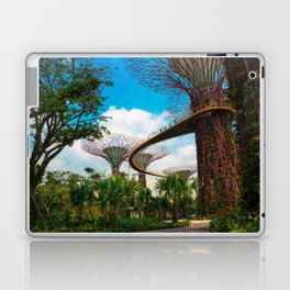 Supertrees, Gardens by the Bay Laptop & iPad Skin