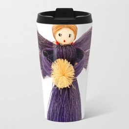 Christmas angel Travel Mug