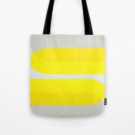 Yellow Pop Tote Bag