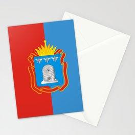 Flag of Tambov Stationery Cards