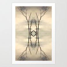 Desert Portal Art Print