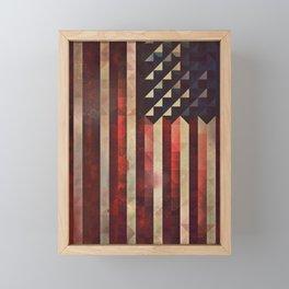 1776 Framed Mini Art Print