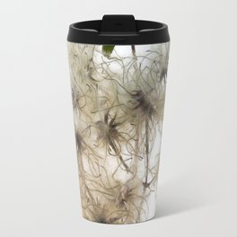 Florales · plant end 8 Travel Mug