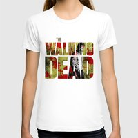 rick grimes T-shirts featuring Rick Grimes Sacrifice and blood by Pablo Napo
