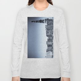 The Shard and London's southbank Long Sleeve T-shirt