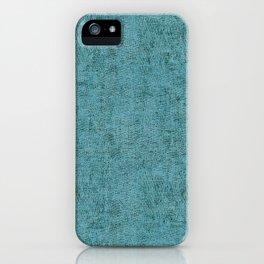 FREITAG LIEBE EATH LOVE GREEN iPhone Case