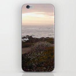 On the right path - Wildflowers bloom for those in love iPhone Skin