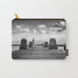 Pier in Holland. Carry-All Pouch