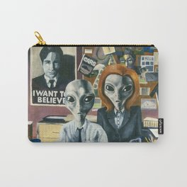 X-Files - Agent Grey Carry-All Pouch