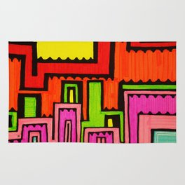 Colors of Life Rug