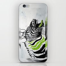 Zebra Streetstyle iPhone & iPod Skin
