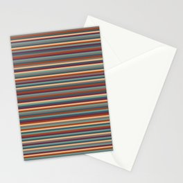 Stripes, Stripes, and More Stripes Stationery Cards